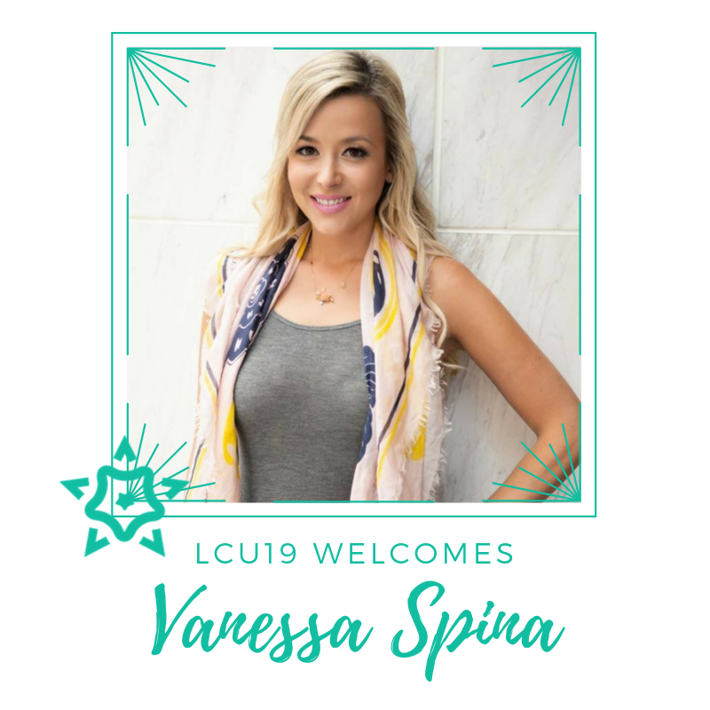 Vanessa Spina - The Low Carb Universe 2019